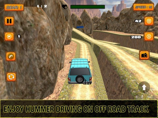 Rally SUV Offroad 3D Скриншоты6