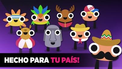 Screenshot for AdivínaT Adivina las palabras in Mexico App Store