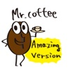 Mr. Coffee Sticker