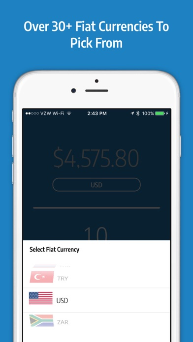 Crypto Converter screenshot 3