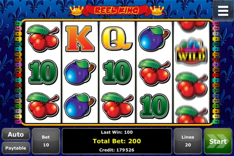 Reel King™ Slot screenshot 2