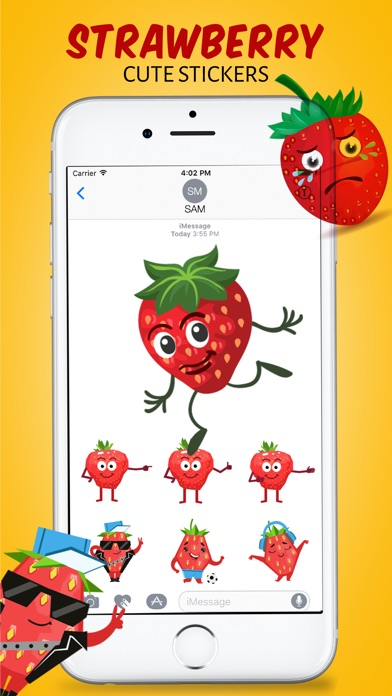 Cute Strawberry review screenshots