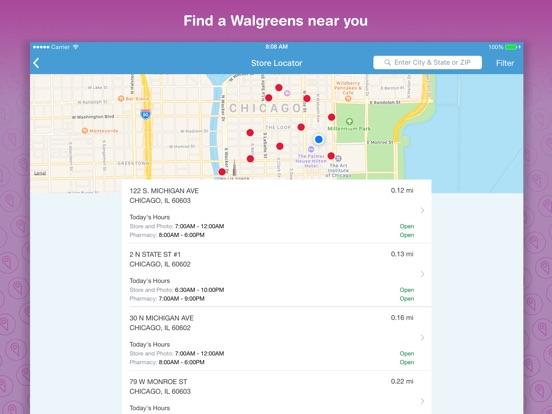 Walgreens Скриншоты10