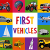 erkay uzun - First Words for Baby: Vehicles - Premium  artwork