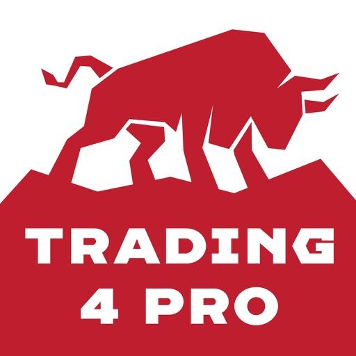 Trading4Pro Forex Charts iOS App