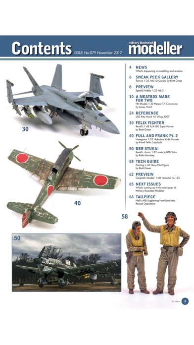 Military Illustrated Modeller Air Scale Model Mag review screenshots