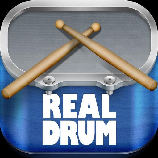 Real Drum app icon图