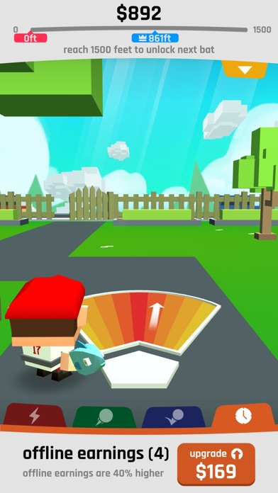 Baseball Boy! screenshot 1