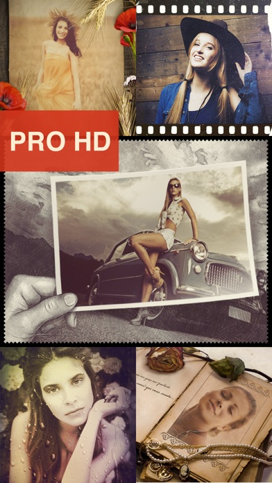 Photo Lab PRO editor filters Screenshots