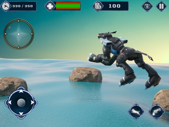 Police Dog Impossible Missions screenshot 7