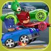 Cat Pj Hero Super Mask Racing