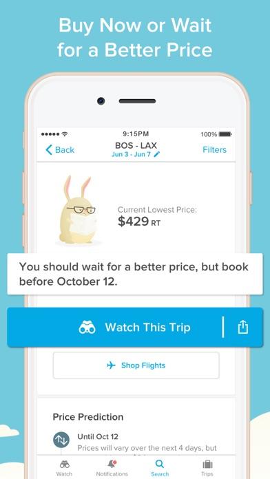 download Hopper - Watch & Book Flights apps 2