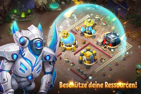 Castle Clash: Brave Squads screenshot 3