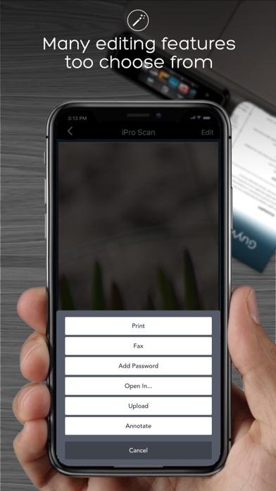 iScan Pro: Scanner For Docs Screenshots