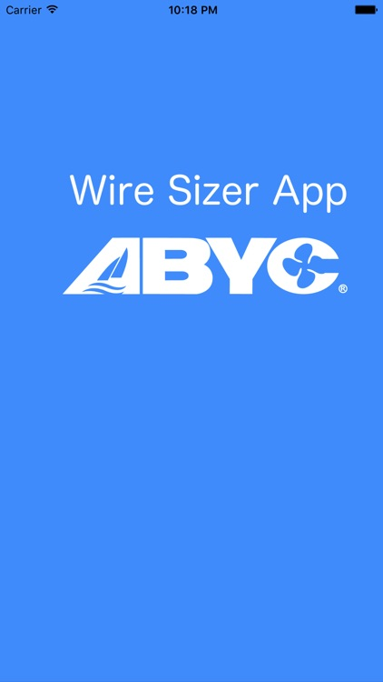 Abyc wire gauge wire center abyc wire sizer by abyc rh appadvice com abyc logo abyc wire size calculator keyboard keysfo Image collections