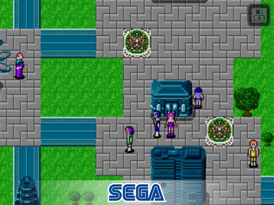 Phantasy Star II ™ Classic Screenshots