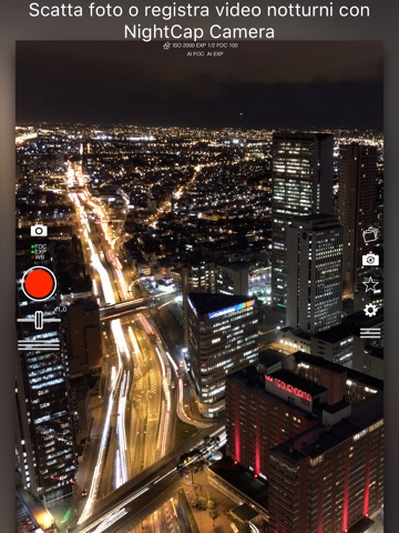 NightCap Camera screenshot 1