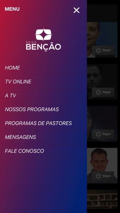 Rede Benção Publicação screenshot 2