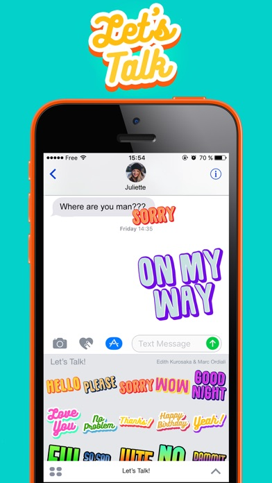 FREE TALK APP FOR IPHONE