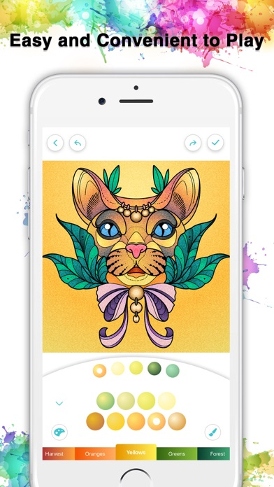 download ColorDream - Coloring book apps 2