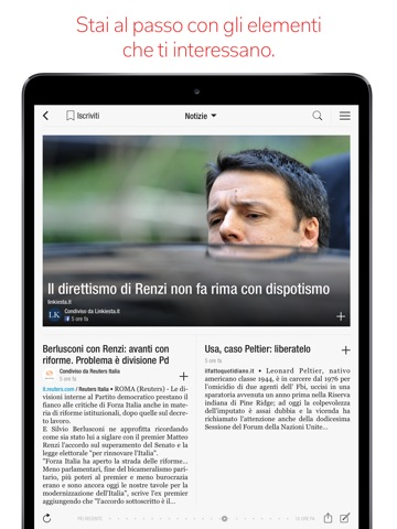 Flipboard: News for our time screenshot 2