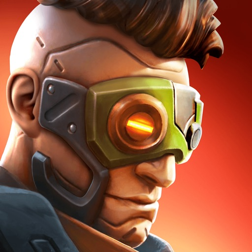 Hero Hunters app for iphone