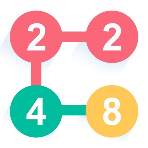 数字连线 (2 For 2)