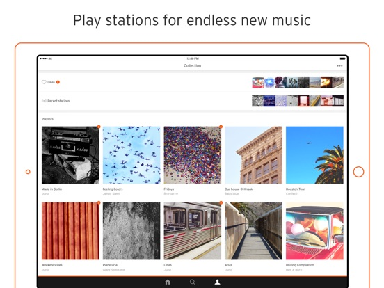 SoundCloud - Music & Audio Screenshots