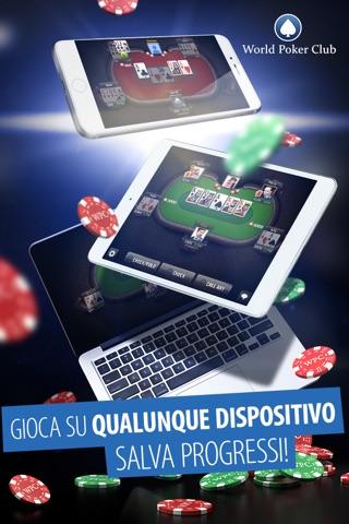 Poker Game: World Poker Club screenshot 3