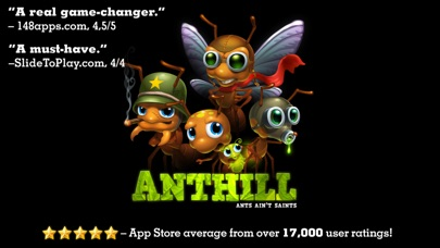 Screenshot Anthill