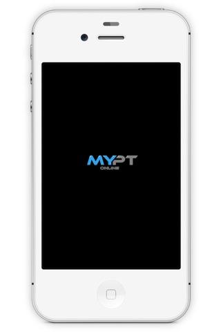 MYPT Online App screenshot 1