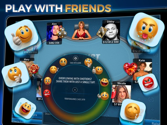 Texas Poker: Pokerist Pro Screenshots