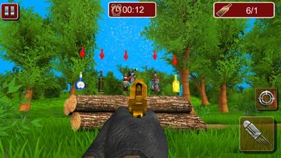 Bottles Shooting Pistol 2017 screenshot 2