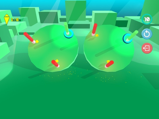 Screenshot 2 Hoop Shoot