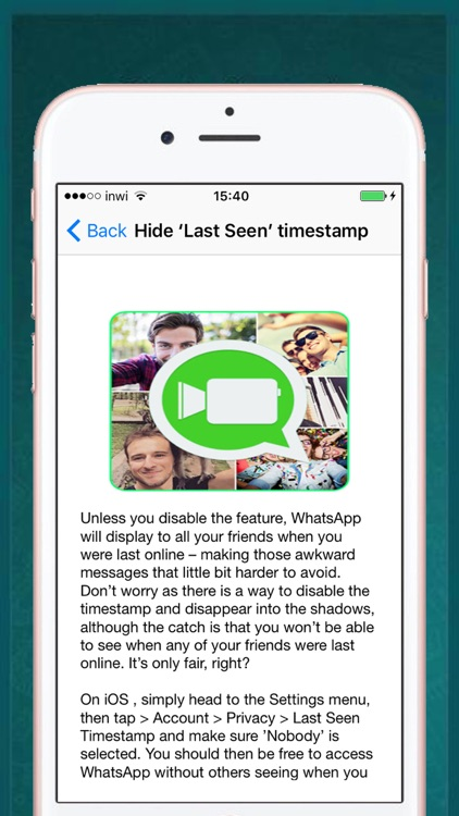 Active Video Call - Guide For WhatsApp Messenger by fadna el