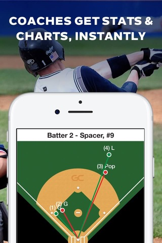 GameChanger Baseball Softball screenshot 2