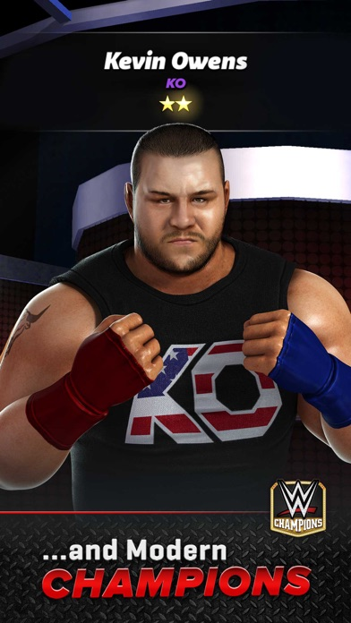 WWE Champions - Action Game screenshot 4