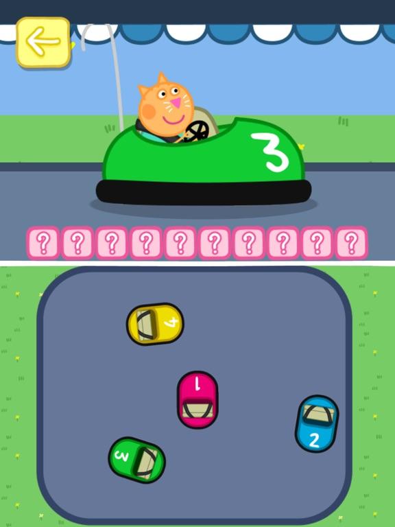 Peppa Pig El Parque de Diversiones de Peppa Pig en App Store