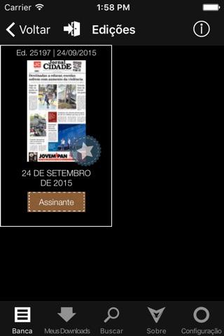 Jornal Cidade screenshot 2