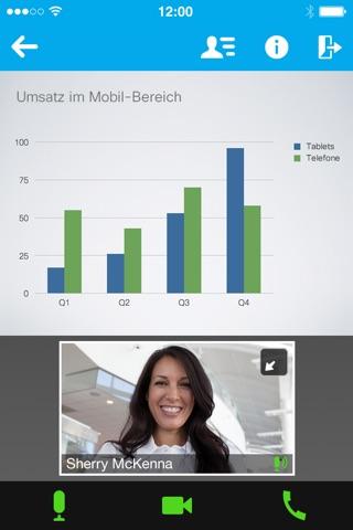 Cisco WebEx Meetings screenshot 2