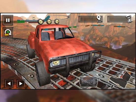 Impossible Car Stunt Track screenshot 6