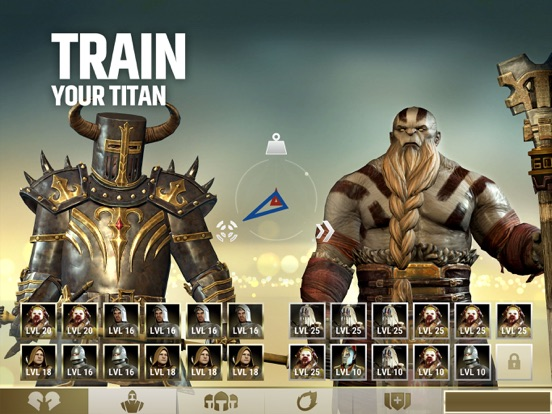 Dawn of Titans Screenshots