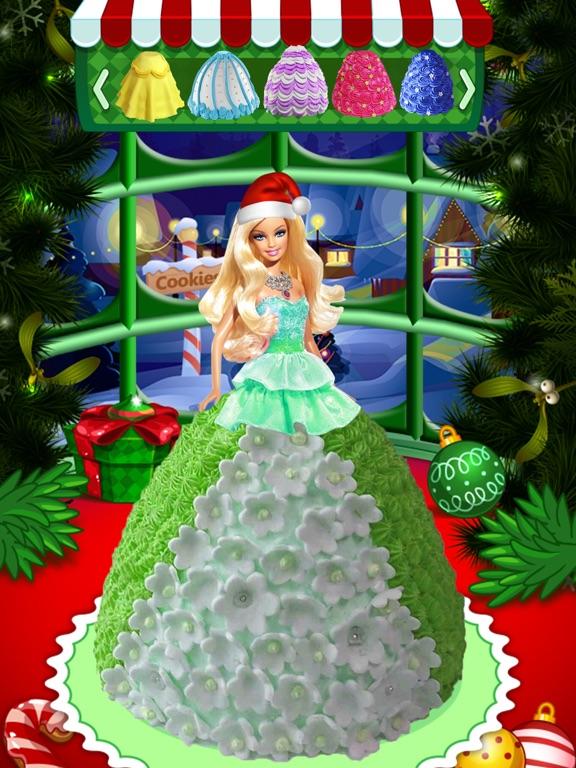 App Shopper Christmas Doll Cake Maker Games