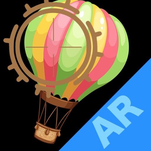 AR Balloon Shooting Game
