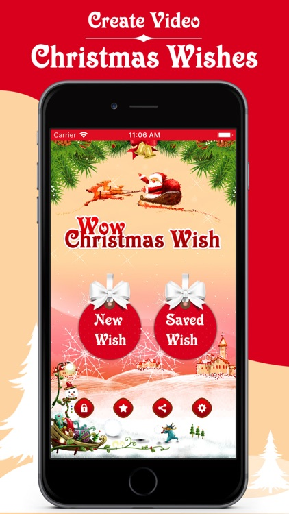 wow christmas wish video - Christmas Wishes Video