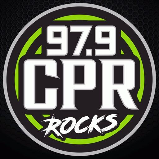 97.9 CPR Rocks iOS App
