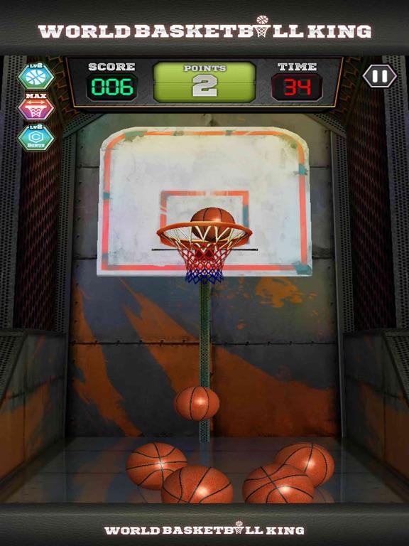 мировой баскетбольный король Скриншоты6