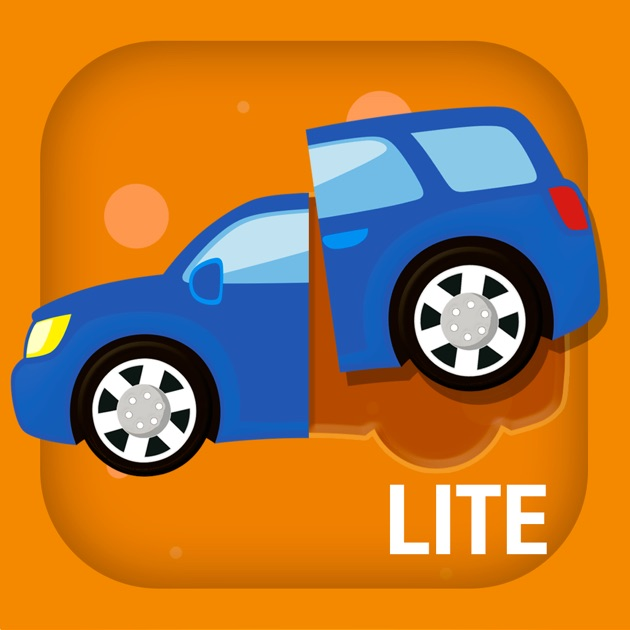 kids car games boys learning on the app store