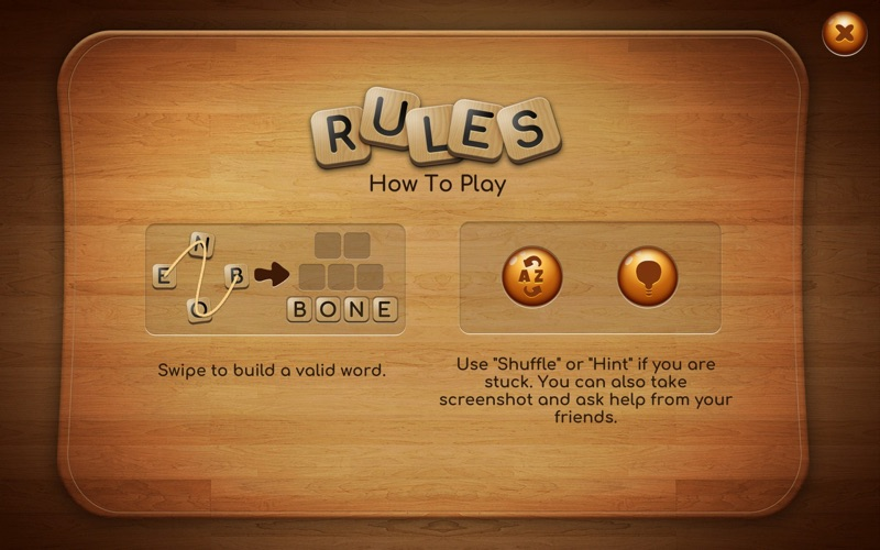 Word Connect Fun Screenshot - 4