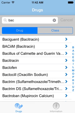 Micromedex Drug Info - Mobile screenshot 2